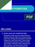 Kelainan Pigmentasi- Dr. Irma, SpKK
