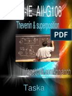 Thevenin & Superposition