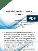 Histopatologa Pulpar y Clinica