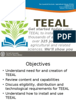 Introduction-To NEW TEEAL
