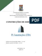 Construções de Edifícios
