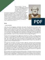 Aristóteles Ética Nicómaco