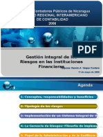 Gestion Integral de Riesgos