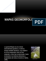 MAPAS GEOMORFOLOGICOS