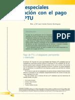 2.- Casos Especiales en Relación Con El Pago de La PTU