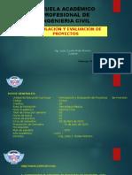 Curso de Formulación y Evaluación de PIP (proyecto de inversion publica)