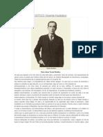 Balance Patriotico, Vicente Huidobro