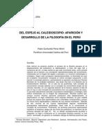 El desarrollo de la filosofia en el Perrú.pdf