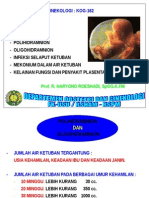 K24 - Abnormalitas Plasenta dan Amnion.ppt