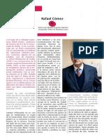 Entrevista a Rafael Cómez