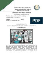 Diario de Campo II