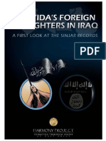 Al-Qa'ida's Fireign Fighters in Iraq