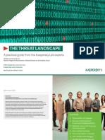 Kaspersky Threat Landscape It Online Security Guide