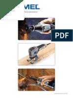 Dremel - Catálogo de Produtos e Acessórios 2011