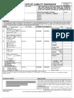 Repo Kings - Certificate of Insurance