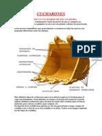 Material Partes Componentes Cucharones Excavadoras Retroexcavadoras