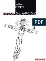 Anders Gunther - George Grosz Arte Revolucionario