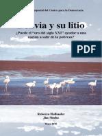 Bolivia Litio
