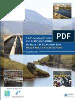Cobrança nas Bacias dos rios Piracicaba, Capivari e Jundiaí