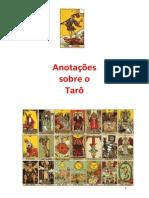 Livreto Tarot Anotacoes a4