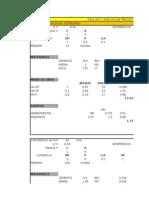 APU_Análisis de Precios Unitarios