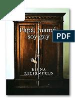 Riesenfeld, Rinna - Papá, Mamá. Soy Gay...