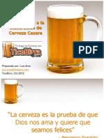 Curso Basico Elaboracion Cerveza Online