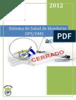 El Sistema de Salud Nacional de Honduras