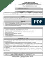 Plano de Ensino - Cálculo Aplicado - 1° sem Gestão Ambiental.pdf