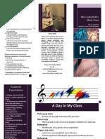 managment brochure