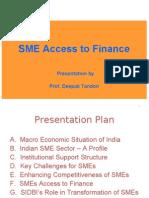 SME Financing PPt Dt