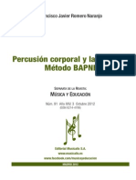 Bodypercussion-Bapne-Lateralidad