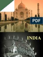 india en maqueta