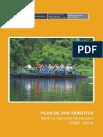Plan Turismo RNP