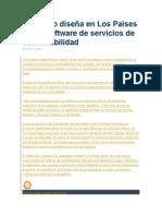 Mexicano Diseña en Los Países Bajos Software de Servicios de Sustentabilidad