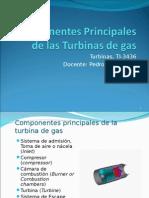 Componentes de Las Turbinas de Gas