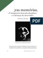 Araújo, Emanoel - Negras Memórias - O Imaginário Luso Afro Brasileiro e a Herança Da Escravidão