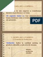 Teoria de La Empresa (1ra Parte)