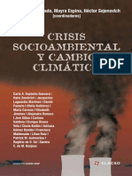 Crisis Socioambiental