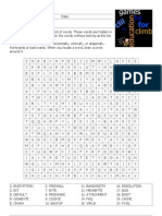 ICT Word Search