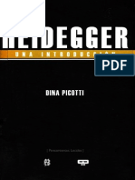 Heidegger, Una Introduccion