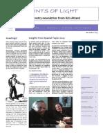 Biogeometry Newsletter 7 Nov 2013