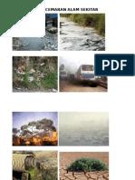 Pencemaran Alam Sekitar