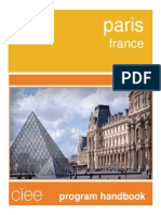 Paris Student Travel Guide