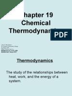 Chap19 Thermodynamics Ppt