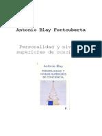181862921 Personalidad y Niveles Superiores de Concisncia