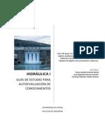 Guia de Estudio Hidraulica