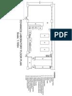 Soil Lab Floor Plan (PDF)