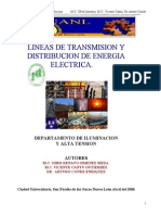 Lineas Transmision Distribucion