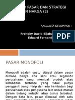 Struktur Pasar Dan Strategi Penetapan Harga (2)